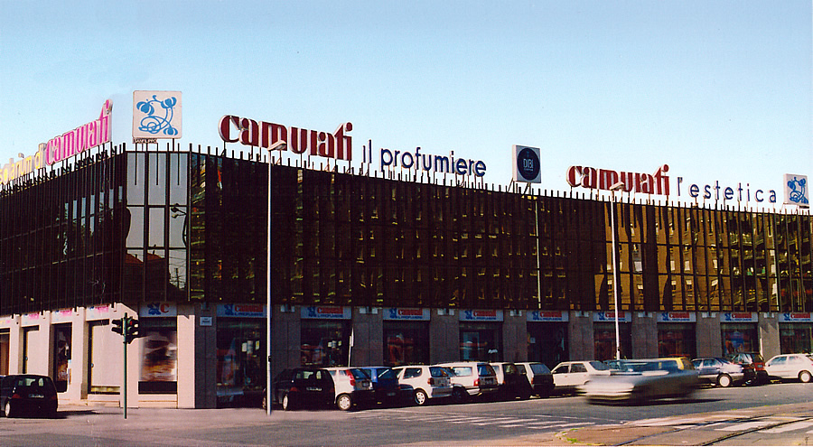cheap for discount 1c1b5 d6704 Shopping center CAMURATI Torino - Arcam real estate